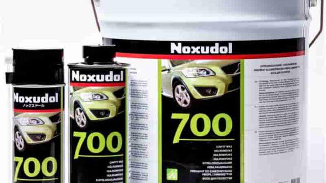 車の内部防錆のノックスドール700